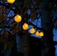 Glass Globes String Lights