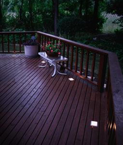 Deck Lighting Fixtures