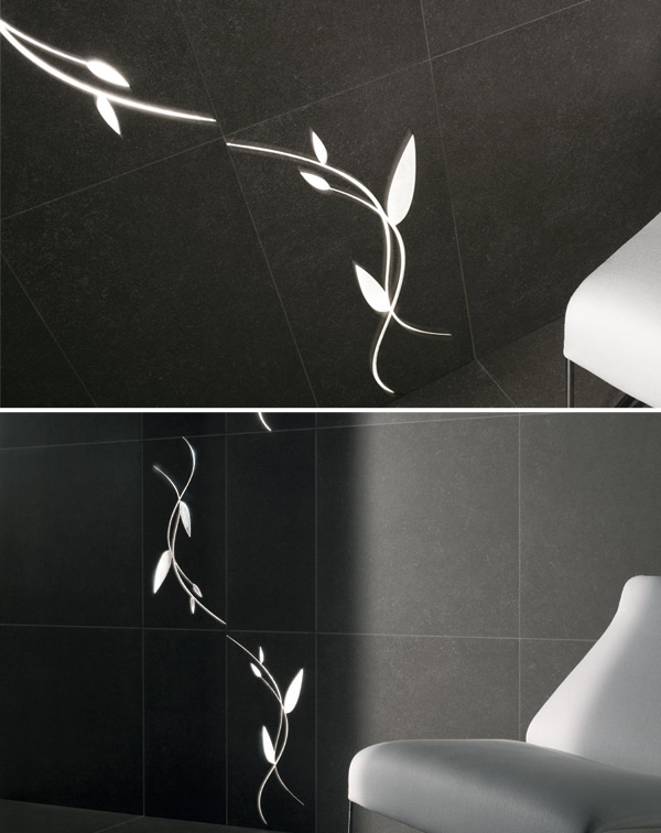 Bathroom Tile Lights