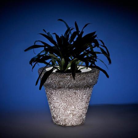 Planter Lamps
