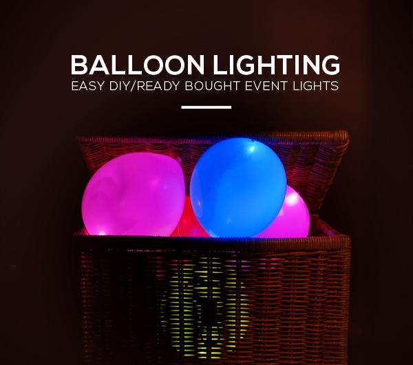 Balloon Lighting
