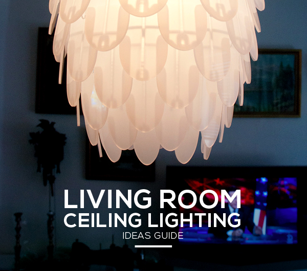 Living Room Ceiling Lighting-Ideas