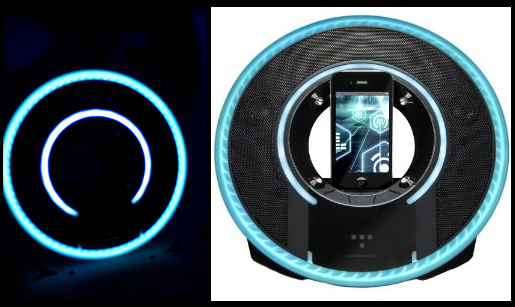 Tron iPhone Dock