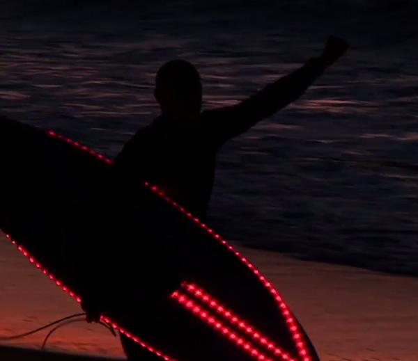 Surfboad LED Lights