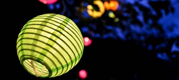 paper outdoor lanterns