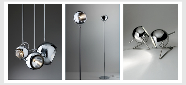 Beluga Steel Designer Lighting