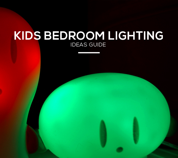 Kids Bedroom Lighting Ideas