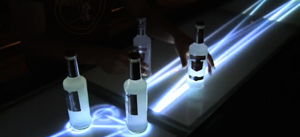 Genial Interactive Bar Top