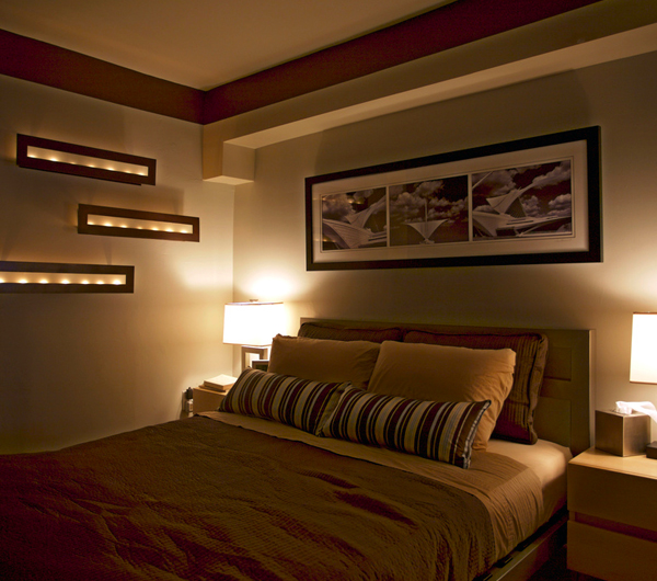 Navigating The Sea Of Master Bedroom Lighting Ideas