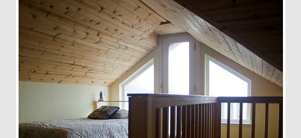 the attic lighting ideas