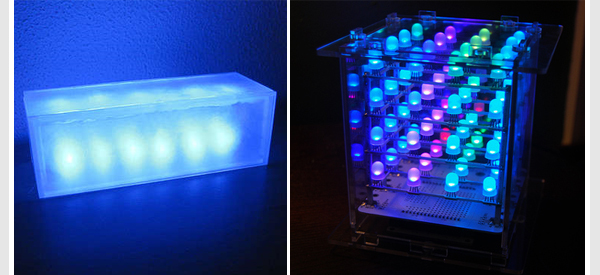 DIY LED Lamps