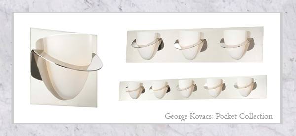 The George Kovacs Pocket Lighting Collection