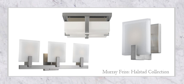 The Murray Feiss Halstad Lighting Collection