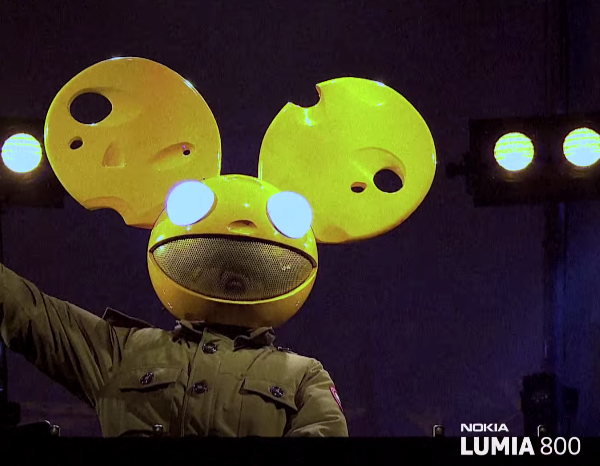 deadmau5 Nokia Lumia 800