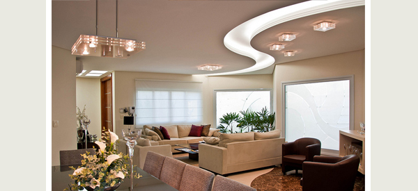 cove lighting living room