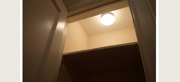 Guide To Closet Lighting Ideas Fixtures Ikea And Wireless