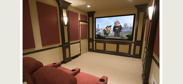 home theater lights