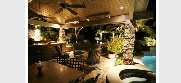 Lu0026Lu0027s Photo Guide To Outdoor Patio Lighting Ideas