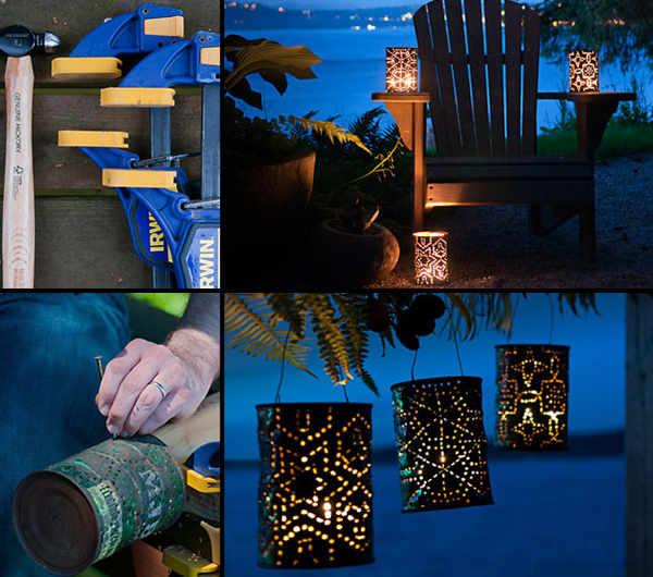 Deck Lights Lanterns