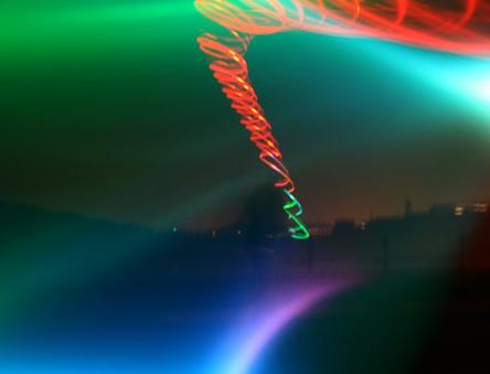 LED Light Up Boomerang