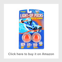 Skateboard puck lights