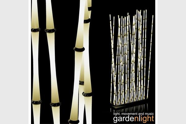 Bamboo Zen garden