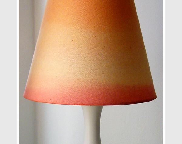 dip dye lamp