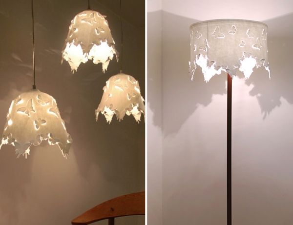 Amazing Butterfly Lamp