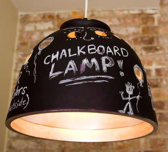 Chalkboard Light