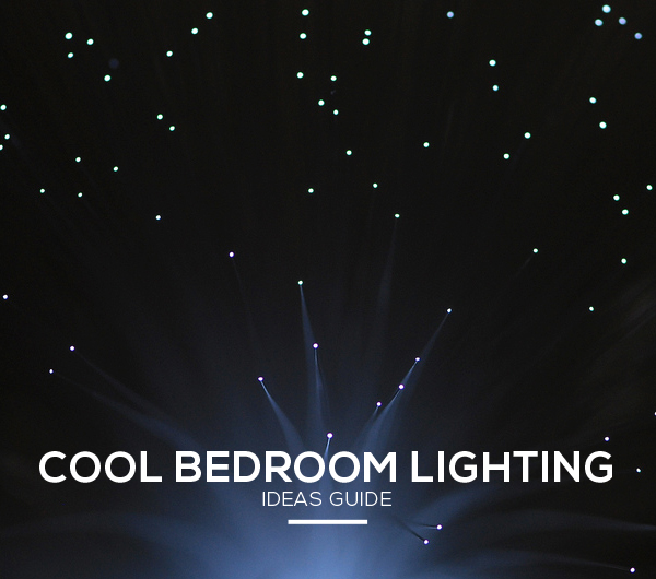 Cool Bedroom Lighting l&l ideas guide: cool lighting for bedrooms | lights and lights