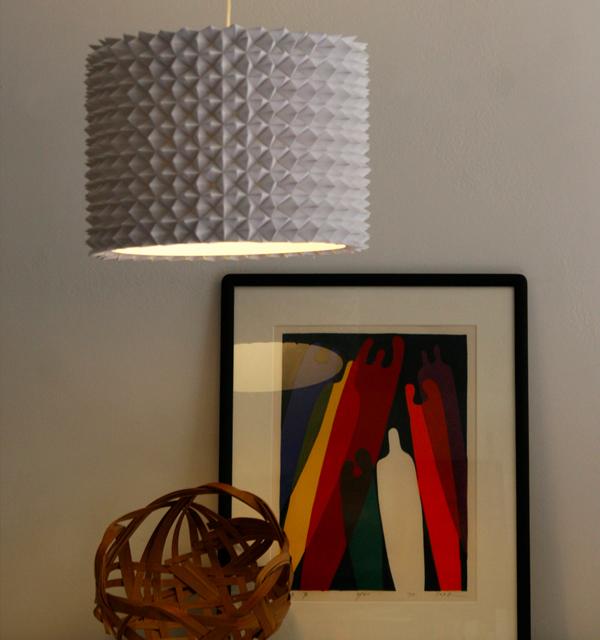 DIY Paper Lantern Light