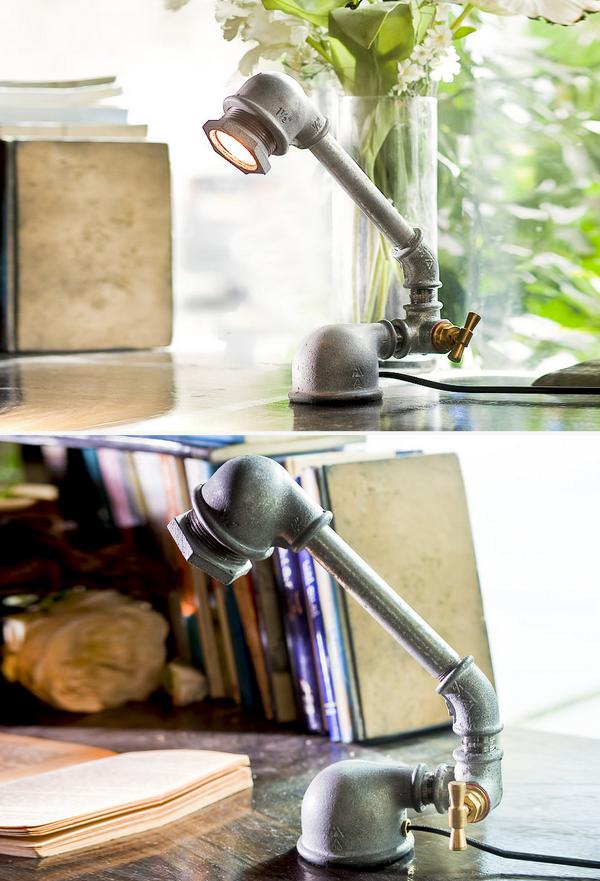 Iron Desk Lamp