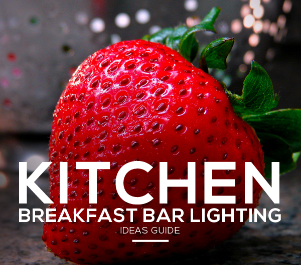 Kitchen Breakfast Bar Lighting Ideas