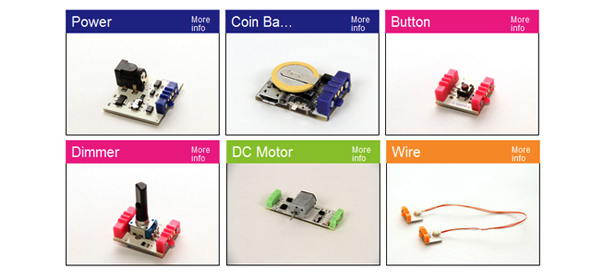 littleBits modules