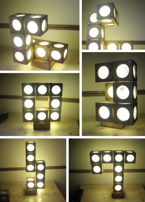 Magnet Lamp DIY