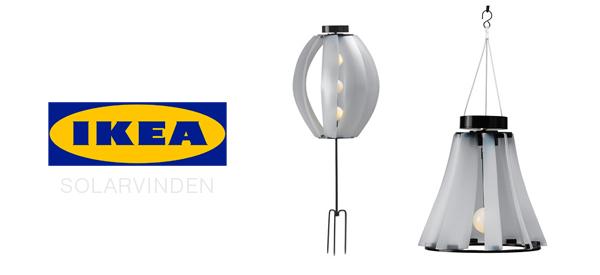 IKEA Solarvinden