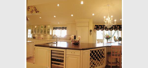 kitchen chandelier