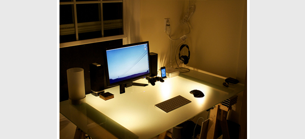 desk lighting
