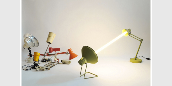 florescent lamps