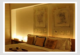 indirect recessed wall lighting