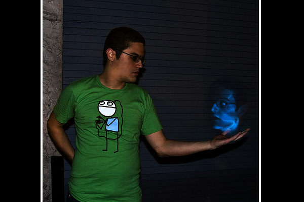 painting with light head