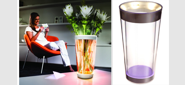Philips Lumiware LED Vase