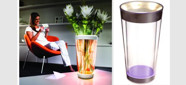Philips Lumiware LED Vase