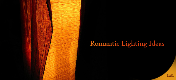 romantic lighting ideas
