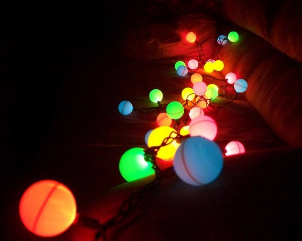Ping Pong Lights