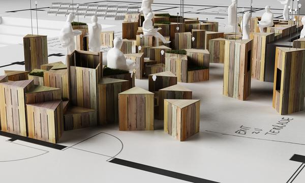 Interior Design Concept 05