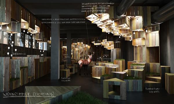 Interior Design Concept 06