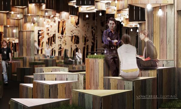 Interior Design Concept 07