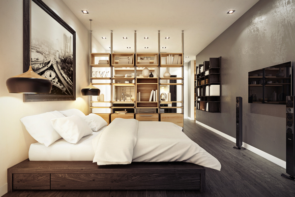 Small Apartment Interior Design 02