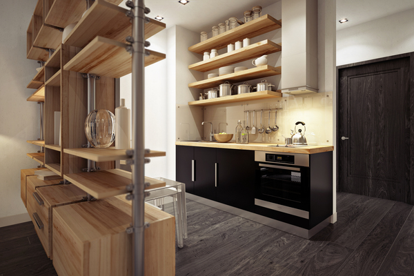 Small Apartment Interior Design 03
